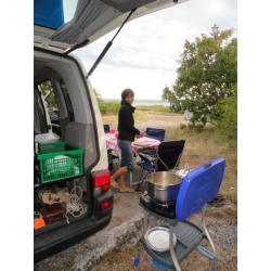 CAMPING KIT - Küche, Tisch,...
