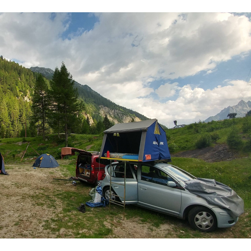 Air Camping per il noleggio in Trentino. Se stai cercando una maggiolina, potresti anche provare questo modello.