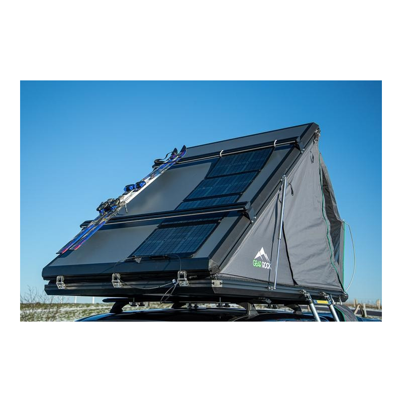 Noleggio tenda da tetto maggiolina Columbus Gear Rock Revelstoke