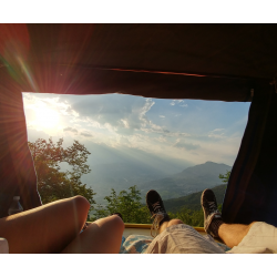 Air camping small a Trento. Se stai cercando una maggiolina potresti provare anche questo modello.