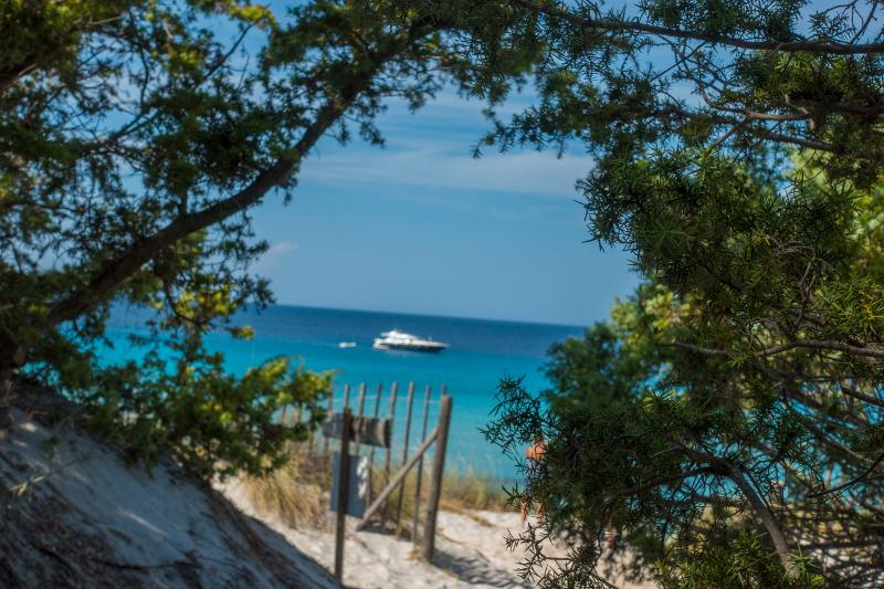 Saleccia beach - Corsica