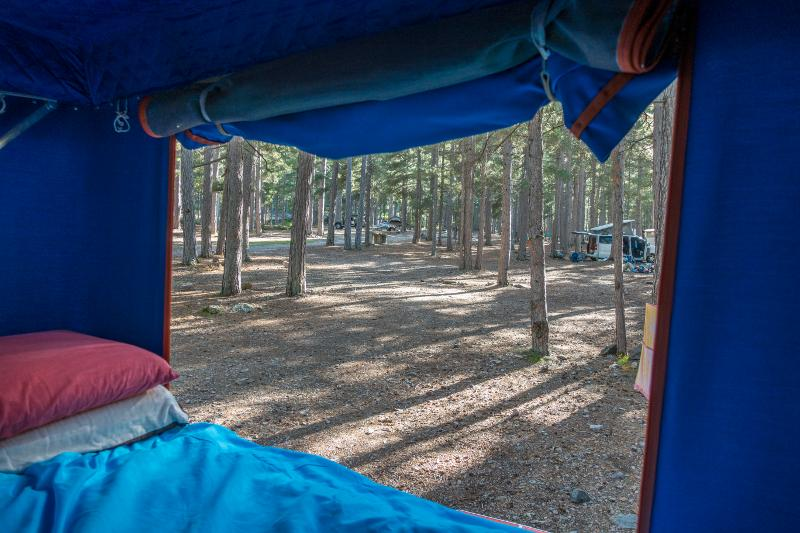 Monte Cinto camping