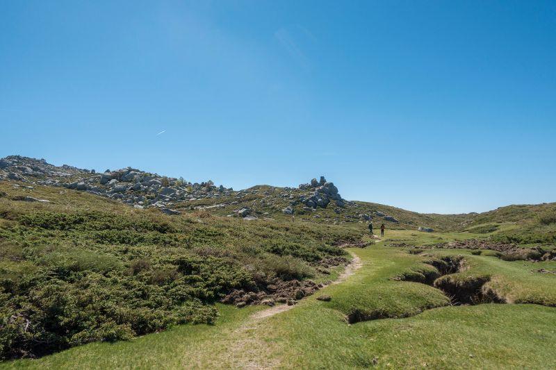 Plateau du Cuscionu