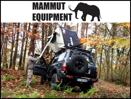 Mammut Equipment: your rooftop tent upgrade